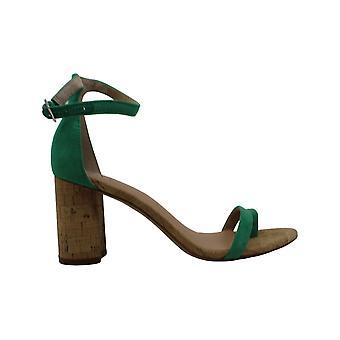 Karen Scott Femmes Evonne Tissu Open Toe Formal Slide Sandals