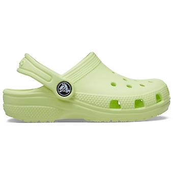 Krokotiilit 204536 Classic Kids Clogs Lime Kuori