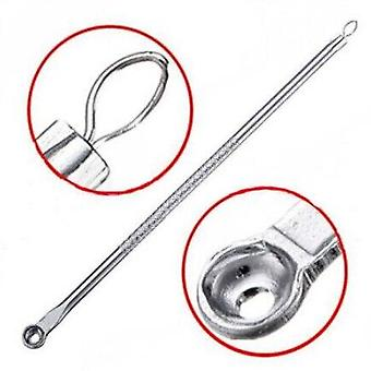 Steel Silver Tool Blackhead Acne Needle, Pimples Extractor Tool