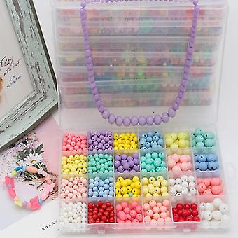 Kids Handmade Diy Beaded Toy For Wear