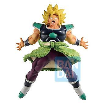 Dragon Ball Super Ichibansho PVC Statue Super Saiyan Broly Rising Fighters 24 cm