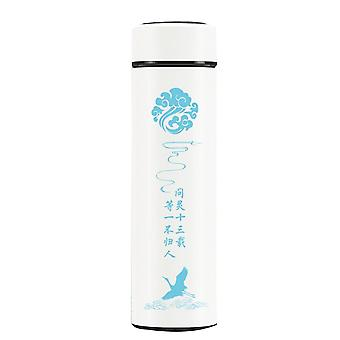 Anime Stainless Steel Water Cup Cartoon Characters Vacuum Water Cup Bottle