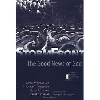 StormFront - The Good News of God by James V. Brownson - 9780802822253