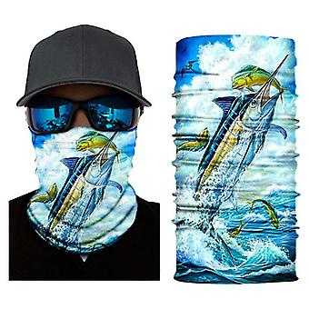 3Pcs bandanas resistentes a UV de secagem rápida xhs-406