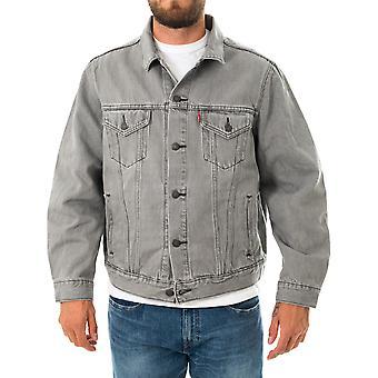 Herren Oberbekleidung Levi Vintage fit Trucker-gotta bekommen Trucker 77380-0025