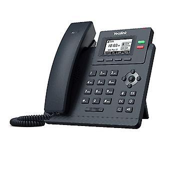 Yealink T31G 2 Line Ip Phone Dual Gigabit -portteja Ei sovitinta mukana
