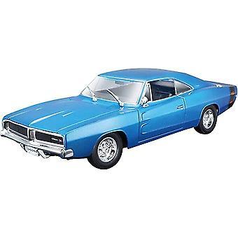 Cargador RT (1969) modelo fundido a troquel coches de Dodge
