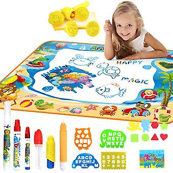 Children's Drawing Writing Board Graffiti Drawing Pad Multicolor Toys