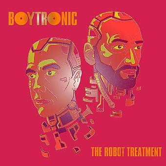 Boytronic - Robotbehandlings-CD:n
