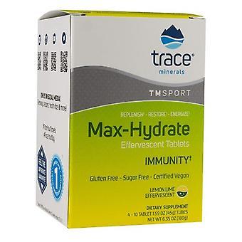 Spor mineraler Maks Hydrat immunitet, 4 Rør