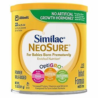 Abbott Nutrition Infant Formula Similac NeoSure 13.1 oz. Can Powder, Case of 6