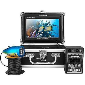 Rybáři 7 1200tvl podvodní rybářská kamera rybářská finder 12 infračervených led lamp 15m pro rybaření v ledovém moři