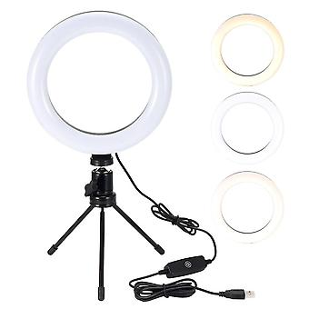 Photo Led Selfie Ring Fill Light Dimmable Camera Phone