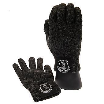 Everton FC Gants à écran tactile de luxe Youths Produit sous licence officielle
