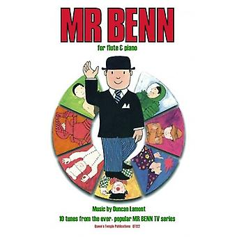 Mr Benn (Duncan Lamont) FLUTE & PIANO, TV, FILM & STAGE