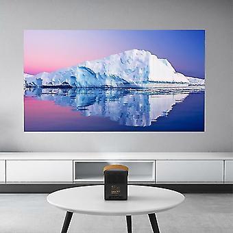 أنظمة المسرح المنزلي الزهر جهاز العرض التلفزيون 700ansi 1080p HD 2gb/16gb بنيت في بطارية فيديو المنزل