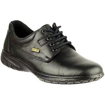 Cotswold Femme Ruscombe 2 Imperméable à lacets Up Chaussures en cuir