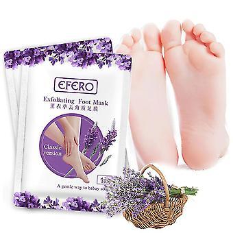 Feet Exfoliating Foot Mask Skin Peeling Dead Skin Feet Mask Pedicure Foot
