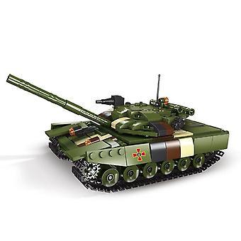 L'armée militaire de haute technologie Armée Soviétique Union soviétique T 64 principal Char blindé de combat