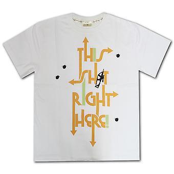 Cavi Right Here T-shirt White