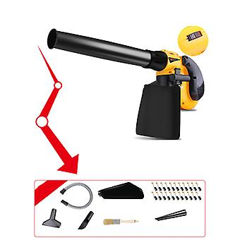 Electric Leaf Blower Blower Dust Collector Removes Dust