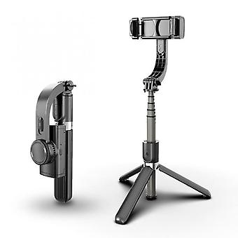 Venalisa Handheld Gimbal Stabilizer Mobile Phone Selfie Stick Holder Adjustable Stand For Iphone Xiaomi Redmi Huawei Samsung Android L08