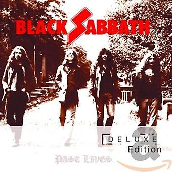 Black Sabbath - Past Lives CD