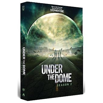 Under kuplen: sæson to [DVD] USA import