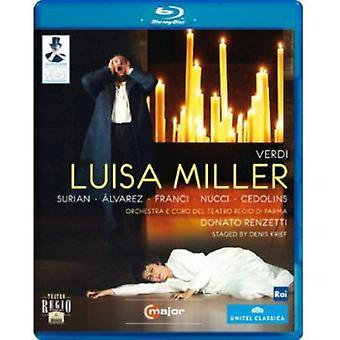 G. Verdi - Luisa Miller [BLU-RAY] USA import