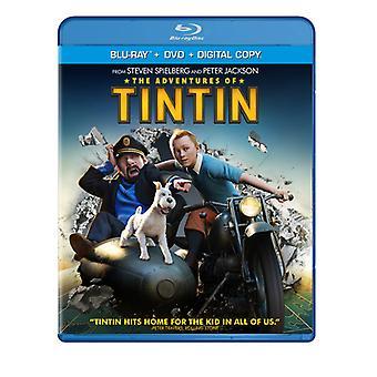 Affärsföretag av Tintin [BLU-RAY] USA import