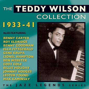 Teddy Wilson - Teddy Wilson Collection 1933-42 [CD] USA import