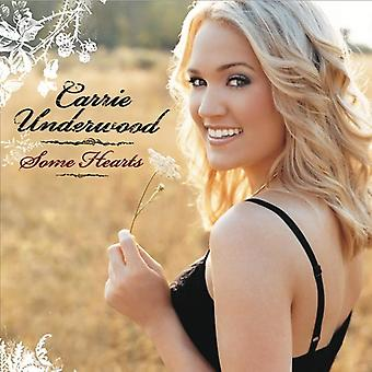 Carrie Underwood - Some Hearts [CD] USA import
