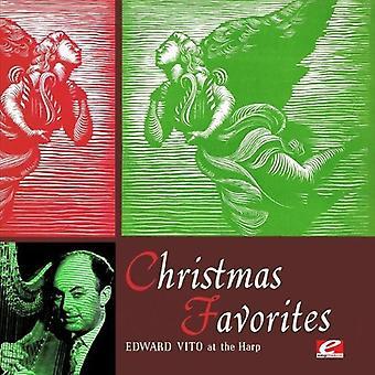 Edward Vito - import USA de Noël favoris [CD]