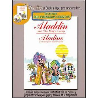 Mis Primeros Cuentos - Aladdin/Aladino [CD] USA import