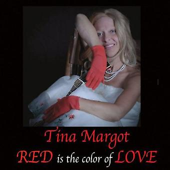 Tina Margot - Red Is the Color of Love [CD] USA import