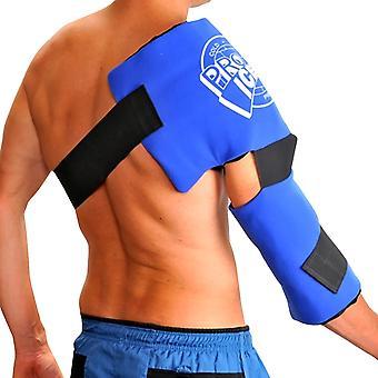 Pro Eis Erwachsenen lang anhaltende Schmerzen Linderung Schulter und Ellenbogen Kältetherapie Eiswickel