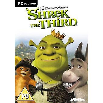 Shrek The Third PC DVD Game