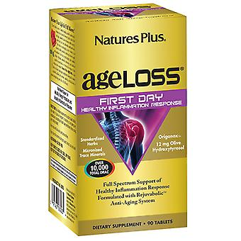 Natures Plus AgeLoss First Day Tablets 90 tabs