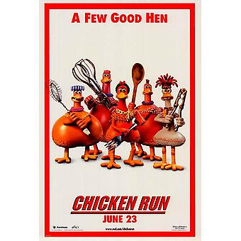 Chicken Run filmposter (11 x 17)