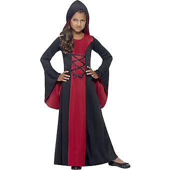 Kinder Kostüme Mädchen Halloween Vampir Kostüm