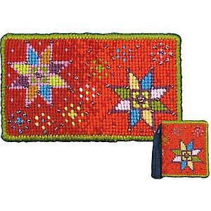 Stars Needlepoint Kit