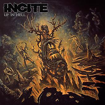 Incite - Up in Hell [CD] USA import