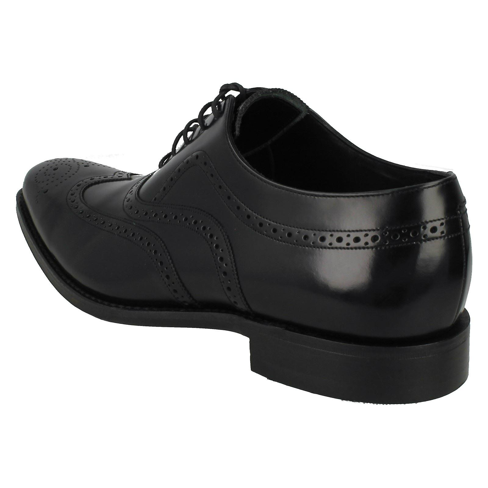 /'Mens Loake/' Polished Leather Lace Up Shoes Jones
