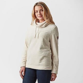New Regatta Women's Hermina Casual Fleece White