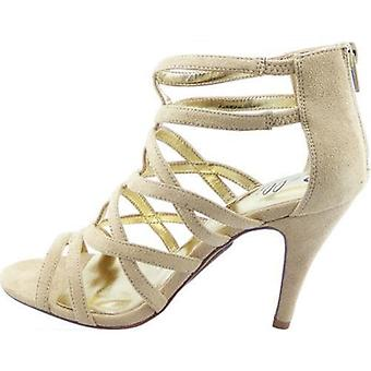 Bellini Womens missy veau cheveux Open Toe occasionnels Strappy Sandals