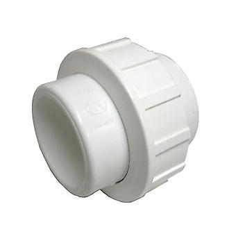 "Dura 457-015 1.5""Slip SCH40 PVC Fitting 457015"