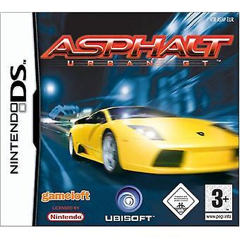 Asfalt Urban GT (Nintendo DS)-nya
