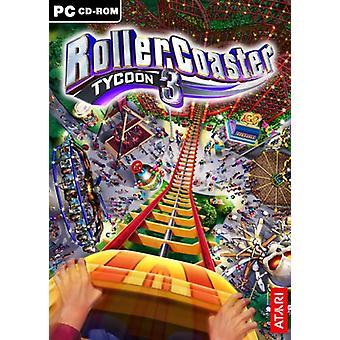 RollerCoaster Tycoon 3 (PC)-nytt