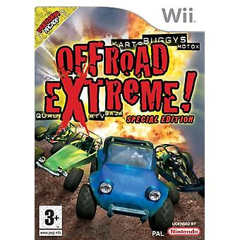 Offroad Extreme (Wii) - As New