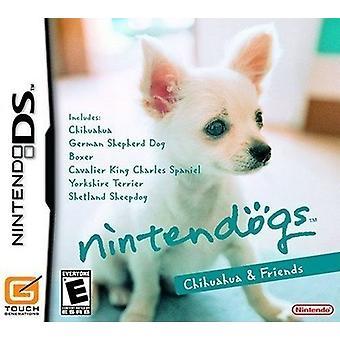 Nintendogs Chihuahua Friends (Nintendo DS) - Neu